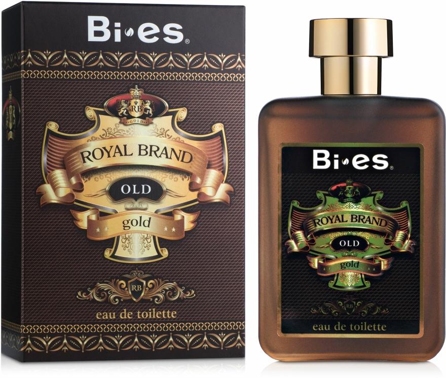 Bi-Es Royal Brand Gold - Eau De Toilette