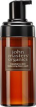 Parfüm, Parfüméria, kozmetikum Mosakodó hab problémás bőrre - John Masters Organics Bearberry Oily Skin Balancing Face Wash
