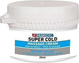 Parfüm, Parfüméria, kozmetikum Szuper hideg masszázs krém testre - Pasmedic Super Cold Massage Cream