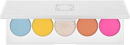 Parfüm, Parfüméria, kozmetikum Szemhéjfesték paletta - Ofra Signature Palette Beachside