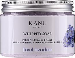 """Parfüm, Parfüméria, kozmetikum Peeling szappan """"Virágos rét"""" - Kanu Nature Floral Meadow Peeling Soap"""