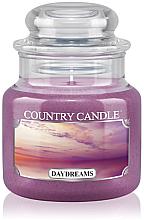 """Parfüm, Parfüméria, kozmetikum Illatgyertya """"Álmok"""" üvegben - Country Candle Daydreams"""