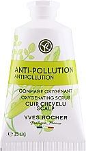 Parfüm, Parfüméria, kozmetikum Fejbőr peeling - Yves Rocher Oxygenating Scrub