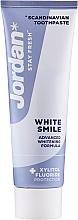 "Parfüm, Parfüméria, kozmetikum Fogkrém ""Hófehér mosoly"" - Jordan Stay Fresh White Smile"