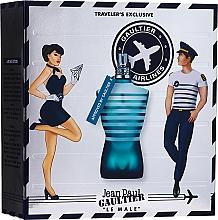 Parfüm, Parfüméria, kozmetikum Jean Paul Gaultier Le Male - Szett (edt/2x40ml)