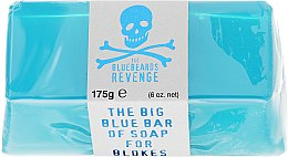 Parfüm, Parfüméria, kozmetikum Szappan arcra és testre - The Bluebeards Revenge Big Blue Bar Of Soap For Blokes