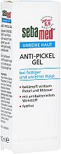 Parfüm, Parfüméria, kozmetikum Pattanás elleni gél - Sebamed Unreine Haut Anti-Pickel Gel