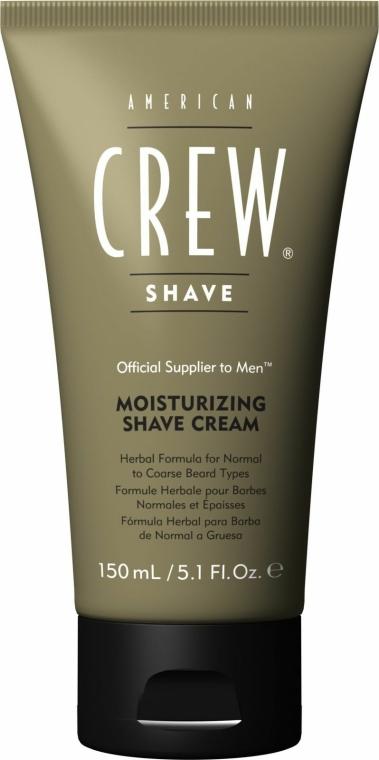 Hidratáló borotválkozó krém - American Crew Moisturing Shave Cream — fotó N1