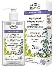 Parfüm, Parfüméria, kozmetikum Intim mosakodó gél - Green Pharmacy Soothing Gel
