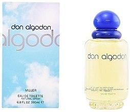 Parfüm, Parfüméria, kozmetikum Don Algodon Mujer - Eau De Toilette