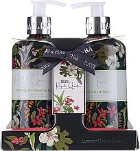 Parfüm, Parfüméria, kozmetikum Szett - Baylis & Harding Royale Garden (soap/300ml + h/cr/300ml)