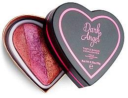 Parfüm, Parfüméria, kozmetikum Highlighter arcra - I Heart Revolution Dark Angel Highlighter