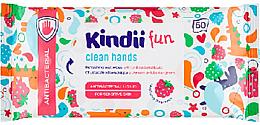 Parfüm, Parfüméria, kozmetikum Antibakteriális nedves törlőkendő - Cleanic Kids Care