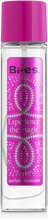 Bi-Es Experience The Magic - Spray dezodor