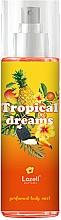 Parfüm, Parfüméria, kozmetikum Lazell Tropical Dreams - Testspray