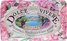 Parfüm, Parfüméria, kozmetikum Szicília szappan - Nesti Dante Dolce Vivere Sicilia