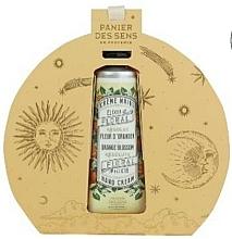 "Parfüm, Parfüméria, kozmetikum Kézkrém "" Fleur d'oranger"" - Panier des Sens Hand Cream Ball Orange Blossom"