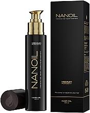Parfüm, Parfüméria, kozmetikum Hajolaj közepes porozitású - Nanoil Hair Oil Medium Porosity