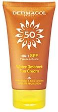 Parfüm, Parfüméria, kozmetikum Vízálló napvédő krém - Dermacol Sun Water Resistant Cream SPF50
