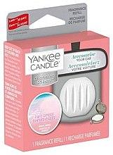 Parfüm, Parfüméria, kozmetikum Autóillatosító (utántöltő blokk) - Yankee Candle Pink Sands
