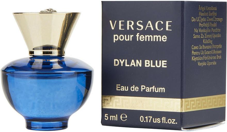 Versace Pour Femme Dylan Blue - Eau De Parfum (mini)
