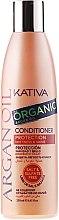 Parfüm, Parfüméria, kozmetikum Hidratáló hajkondicionáló argánolajjal - Kativa Argan Oil Conditioner