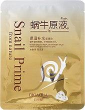 Parfüm, Parfüméria, kozmetikum Szövetmaszk csiganyálkával - Bioaqua Snail Prime