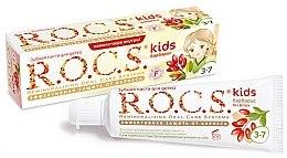 """Parfüm, Parfüméria, kozmetikum Fogkrém """"Borbolya"""" - R.O.C.S. Kids Barberry Toothpaste"""