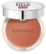 Parfüm, Parfüméria, kozmetikum Arcpirosító csillogó hatással - Pupa Extreme Blush Radiant