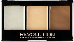 Parfüm, Parfüméria, kozmetikum Kontúrozó paletta - Makeup Revolution Ultra Contour Kit