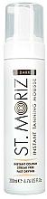 Parfüm, Parfüméria, kozmetikum Önbarnító mousse testre - St. Moriz Instant Tanning Mousse Dark