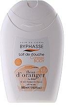 Parfüm, Parfüméria, kozmetikum Krémtusfürdő - Byphasse Caresse Shower Cream Orange Blossom