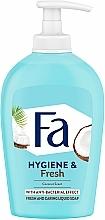 """Parfüm, Parfüméria, kozmetikum Folyékony szappan """"Kókuszvíz"""" - Fa Coconut Water Soap"""