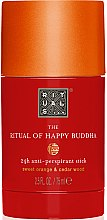 Parfüm, Parfüméria, kozmetikum Izzadásgátló stick - Rituals The Ritual of Happy Buddha Anti-Perspirant Stick