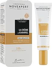 """Parfüm, Parfüméria, kozmetikum BB-krém napbarnított bőrre """"Karamel"""" - Novexpert The Caramel Cream Golden Glow"""