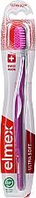 Parfüm, Parfüméria, kozmetikum Fogkefe, ultra puha, szürke-lila - Elmex Swiss Made Ultra Soft Toothbrush
