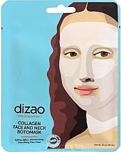 """Parfüm, Parfüméria, kozmetikum Boto-maszk arcra és nyakra """"Kollagén"""" - Dizao Collagen Face & Neck Botomask"""