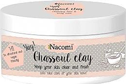 Parfüm, Parfüméria, kozmetikum Agyag arcpakolás - Nacomi Ghassoul Clay