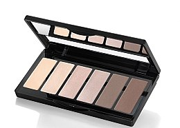 Parfüm, Parfüméria, kozmetikum Szemhéjfesték 6 db - IsaDora Eye Color Bar