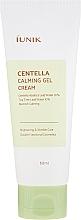 """Parfüm, Parfüméria, kozmetikum Nyugtató gél """"Centella"""" - IUNIK Centella Calming Gel Cream"""