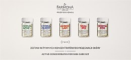 Parfüm, Parfüméria, kozmetikum Készlet - Farmona System Professional Set (concentrate/10x5ml)