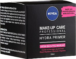 Parfüm, Parfüméria, kozmetikum Sminkalap - Nivea Make-Up Care Expert Hydra Primer Make-Up Base