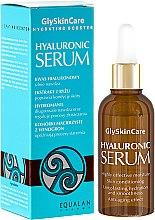 Parfüm, Parfüméria, kozmetikum Szérum hialuronsavval - GlySkinCare Hyaluronic Serum