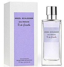 Parfüm, Parfüméria, kozmetikum Angel Schlesser Eau Fraiche Te de Grosella - Eau De Toilette