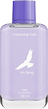 Parfüm, Parfüméria, kozmetikum Christopher Dark I'm Flying For Men - Eau De Toilette