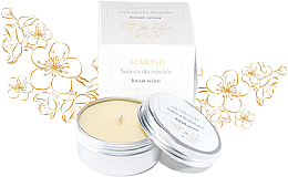"""Parfüm, Parfüméria, kozmetikum Masszázsgyertya """"Meggyvirág"""" - Almond Cosmetics Cherry Blossom Massage Candle"""