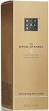 Parfüm, Parfüméria, kozmetikum Napozó krém arcra - Rituals The Ritual of Karma Self Tanning Face Cream