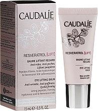 Parfüm, Parfüméria, kozmetikum Balzsam-lifting szemkörnyékhez - Caudalie Resveratrol Lift Eye Lifting Balm