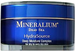 Parfüm, Parfüméria, kozmetikum Mélyen hidratáló krém - Mineralium Hydra Source Deep Moisture Complex