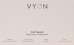 Parfüm, Parfüméria, kozmetikum Szett - Vyon Gell Guard Intensive Treatment (peel/10ml + conc/7ml + mask/25g + finish/7ml)